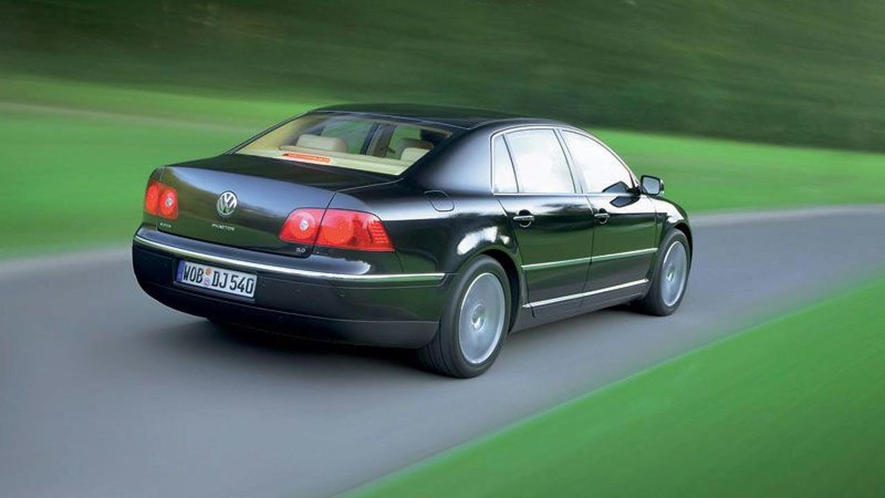 Volkswagen Phaeton V6 TDI 3.0