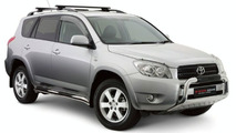 Toyota RAV4 with Toyota Genuine Accessories