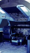 Airbus ergonomic cockpit 1981 - 1984