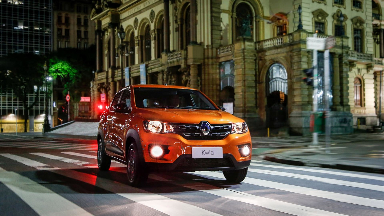 Renault Kwid 2018
