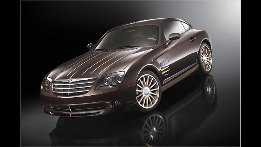 Wohnwelten in Genf: Chrysler Crossfire by JAB Anstoetz