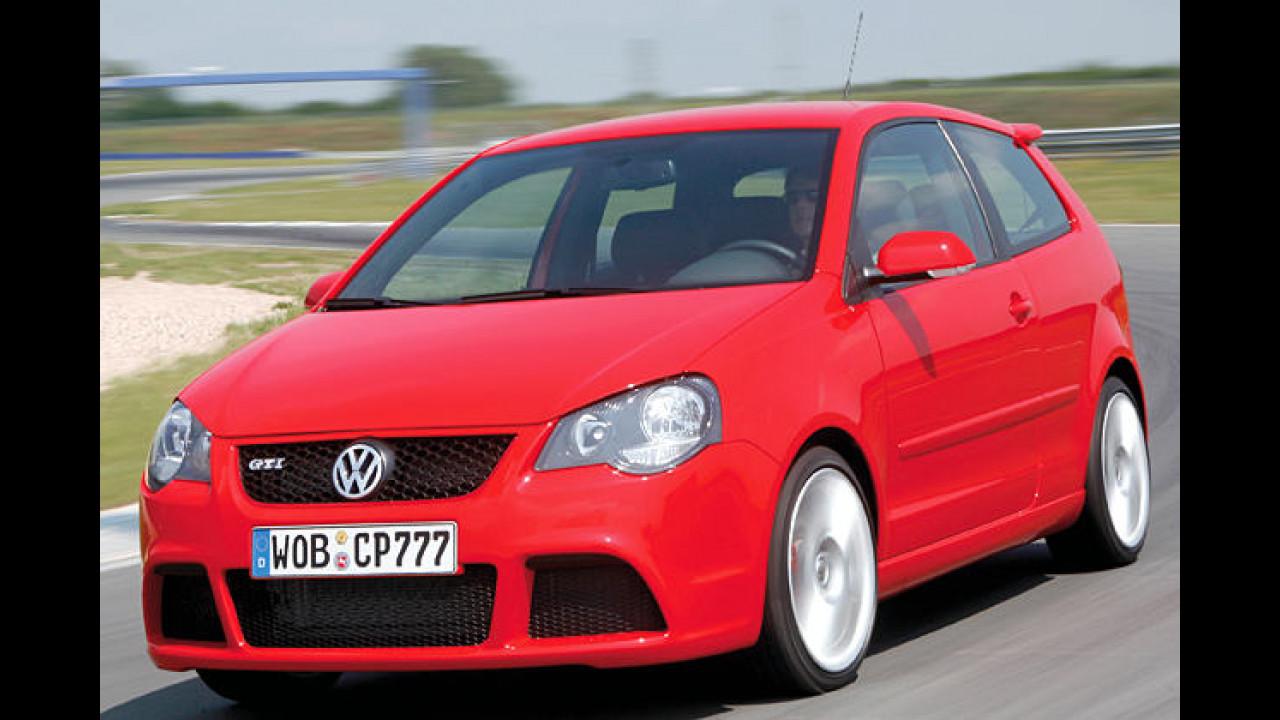 VW Polo GTI Cup Eidtion