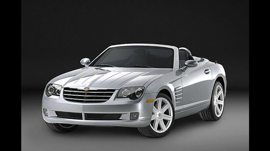 Kreuzfeuer eröffnet: Chrysler bringt Crossfire als Roadster