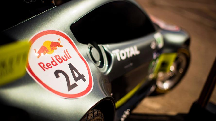 Mini Aston Martin V8 Vantage GTE - La course
