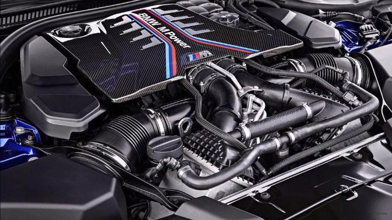 2018 BMW M5 leaked photo