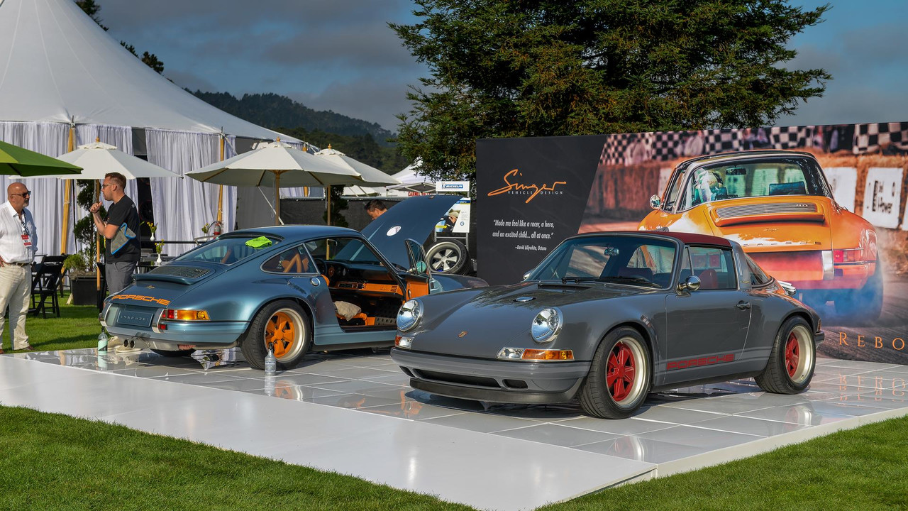 The Quail 2017 - Singer Vehicle Design Feature
