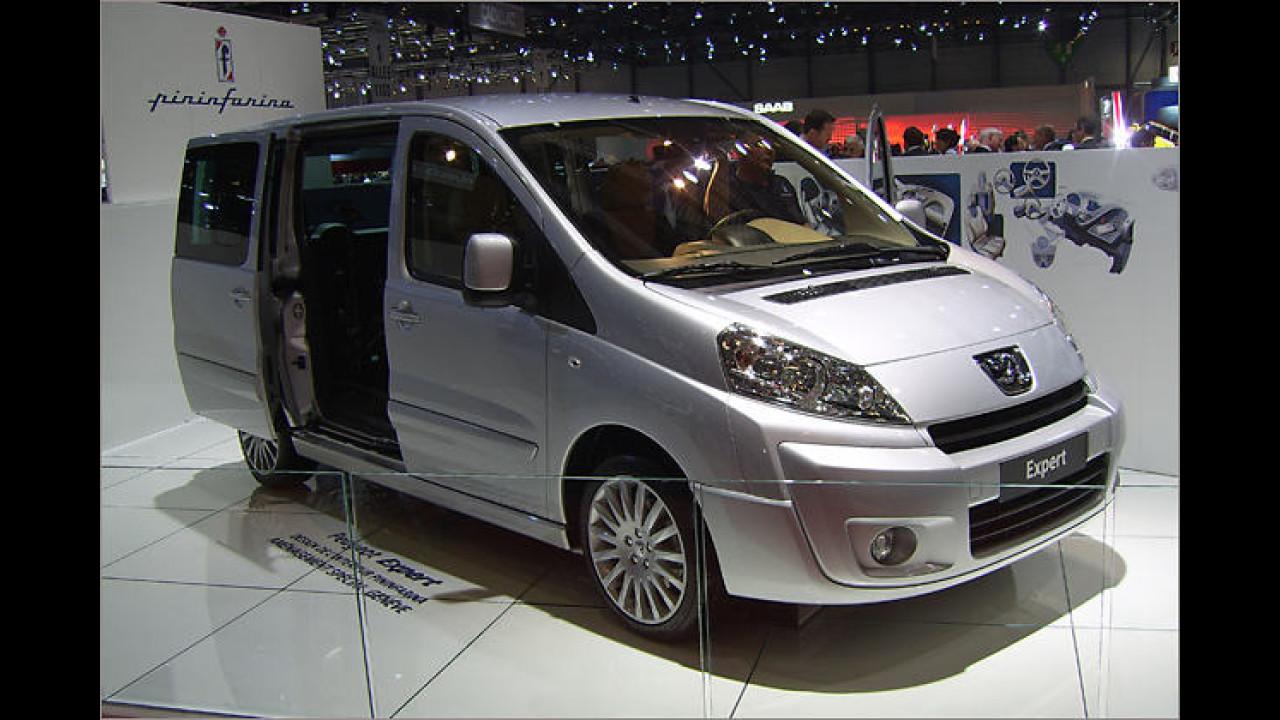 Peugeot Expert by Pininfarina