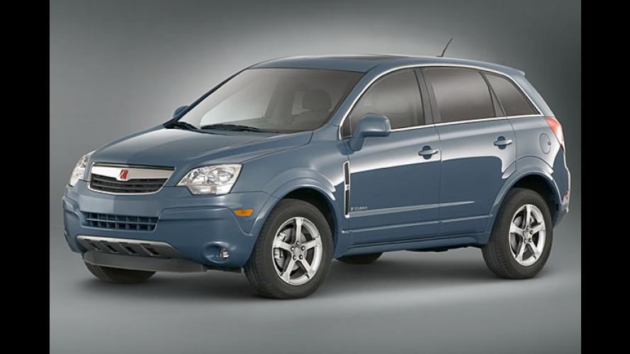 Saturn Vue: Hybrid-SUV für unter 25.000 Dollar