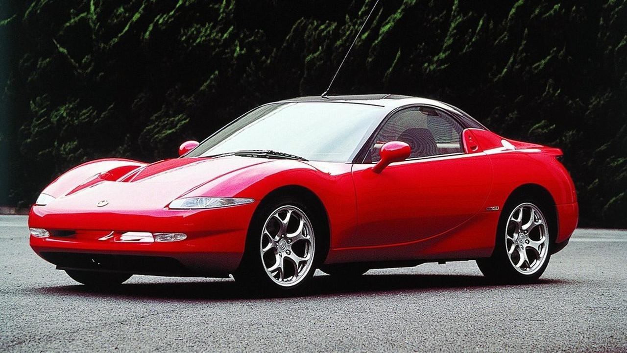 1995 Mazda RX-01 concept