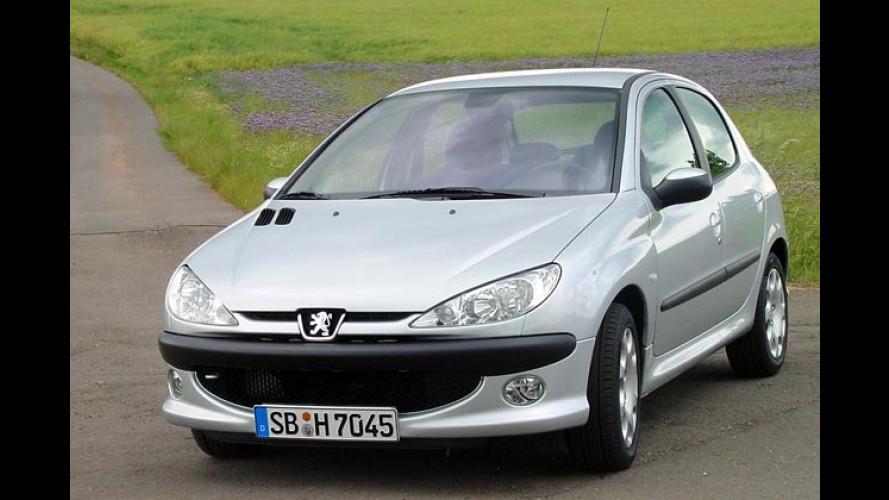 Peugeot 206 HDi FAP 110: Erster Nichtraucher-Kleinwagen