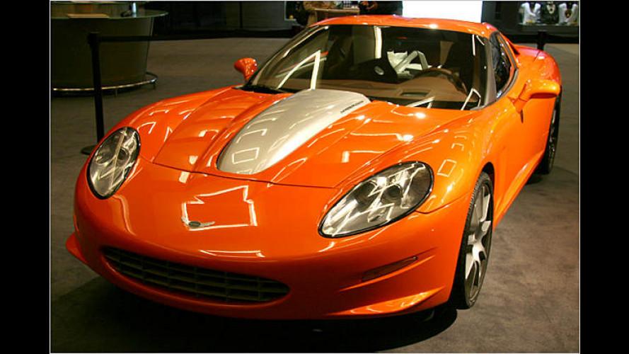 Callaway C16: Die Über-Corvette kommt nach Deutschland