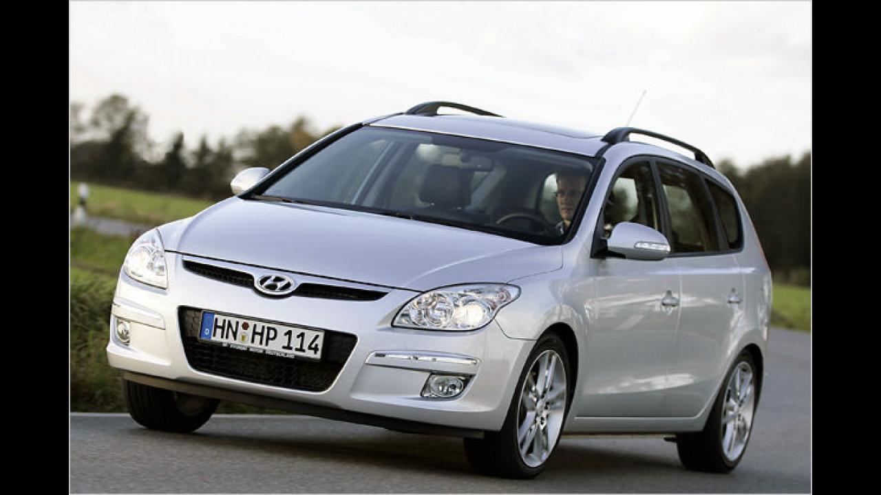 Hyundai i30cw 2.0 CRDi Style DPF