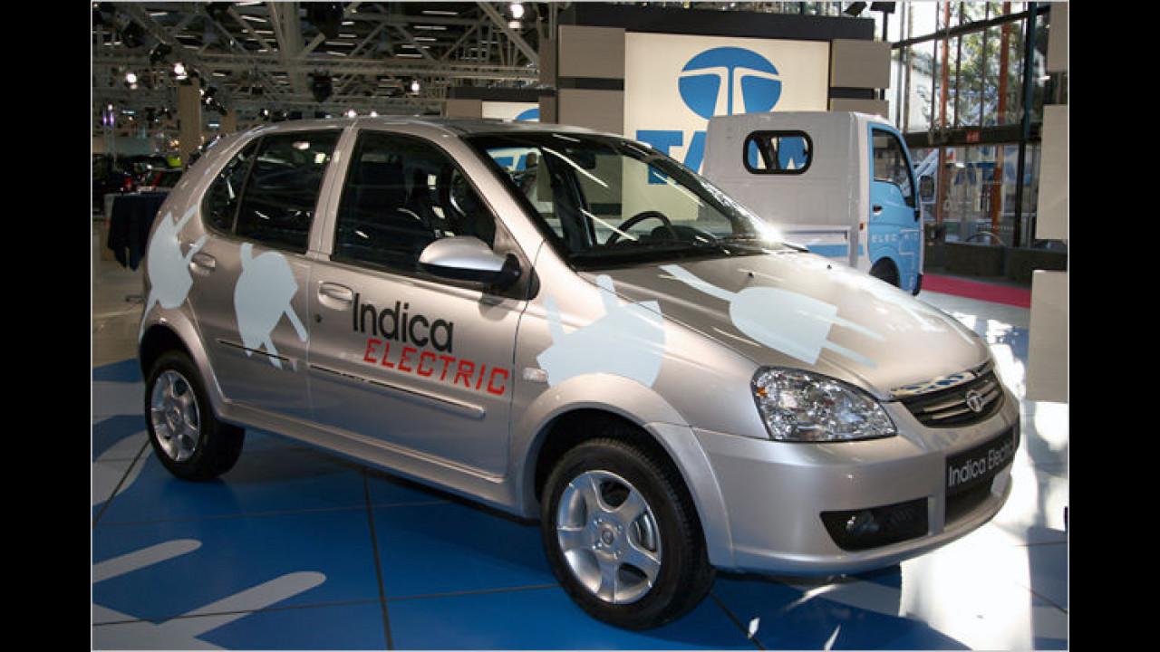 Tata Indica Electric