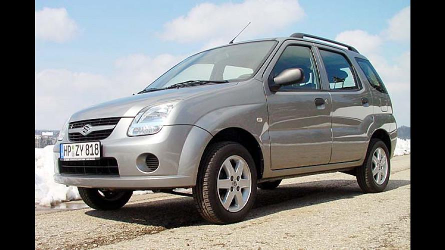 Suzuki Ignis: Wie viel SUV steckt in dem Kleinen wirklich?