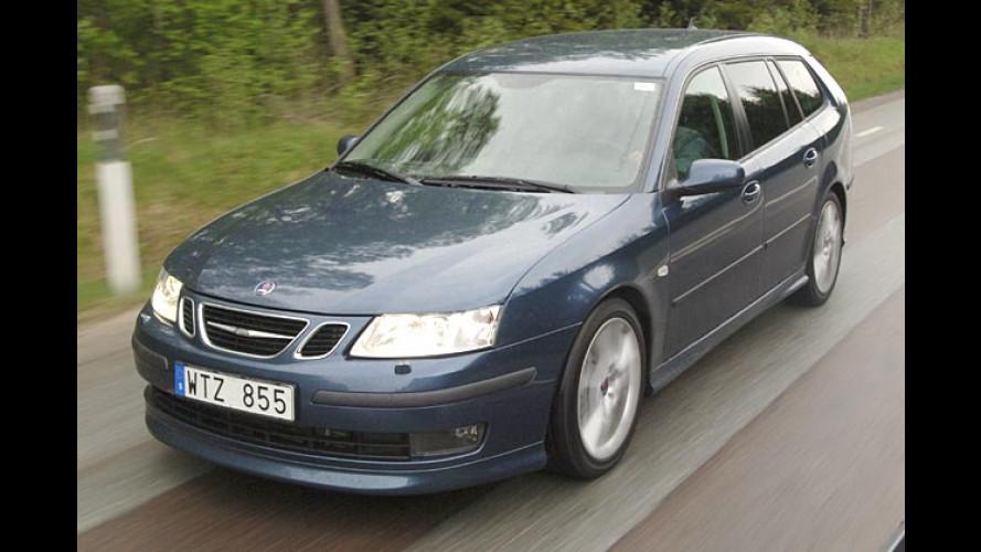 Nordische Lichtgestalt: Saab 9-3 SportCombi 2.8 Turbo V6