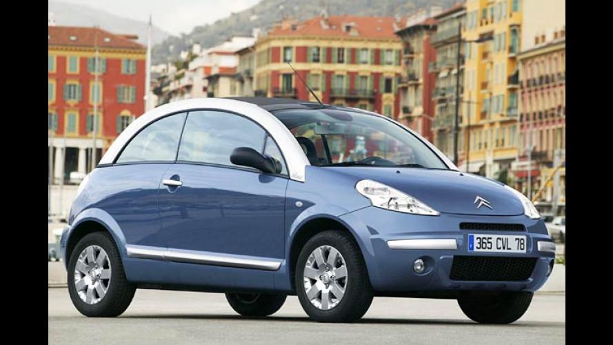 Citroën C3 Pluriel: Neuer Diesel, neue Farbe, mehr Extras