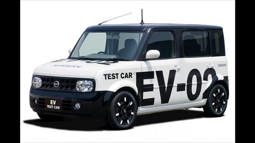 Nissan wird elektrisch: EV und HEV kommen