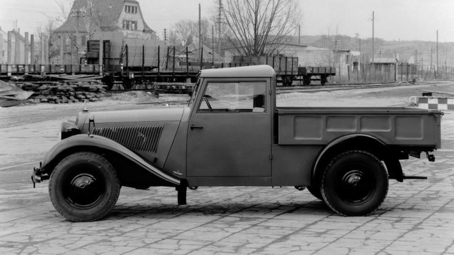 Les pick-up Mercedes à travers l'histoire