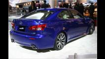 Hochleistung: Lexus IS-F