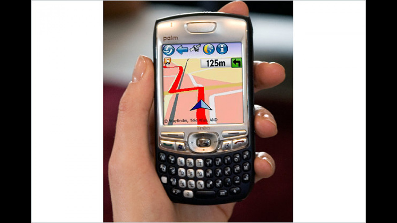 Navigation fürs Handy