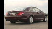 Intellekt: Mercedes CL 600