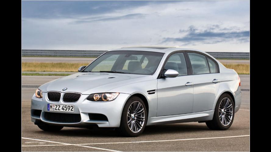 BMW M-Modelle: Feinarbeit für die Münchner Sportriege