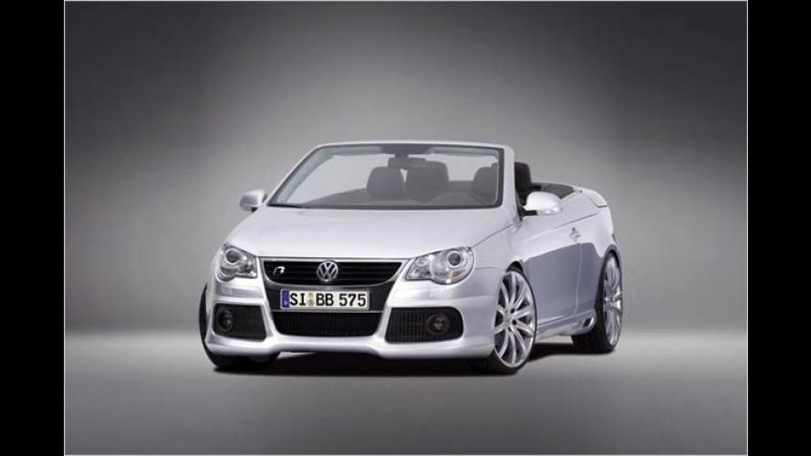 Offener Bolide: Neuer Turbo presst 500 PS aus dem VW Eos
