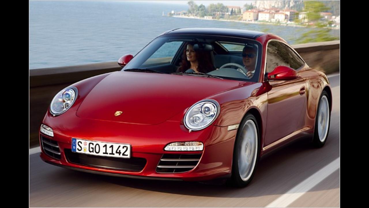 Neuer Porsche Targa