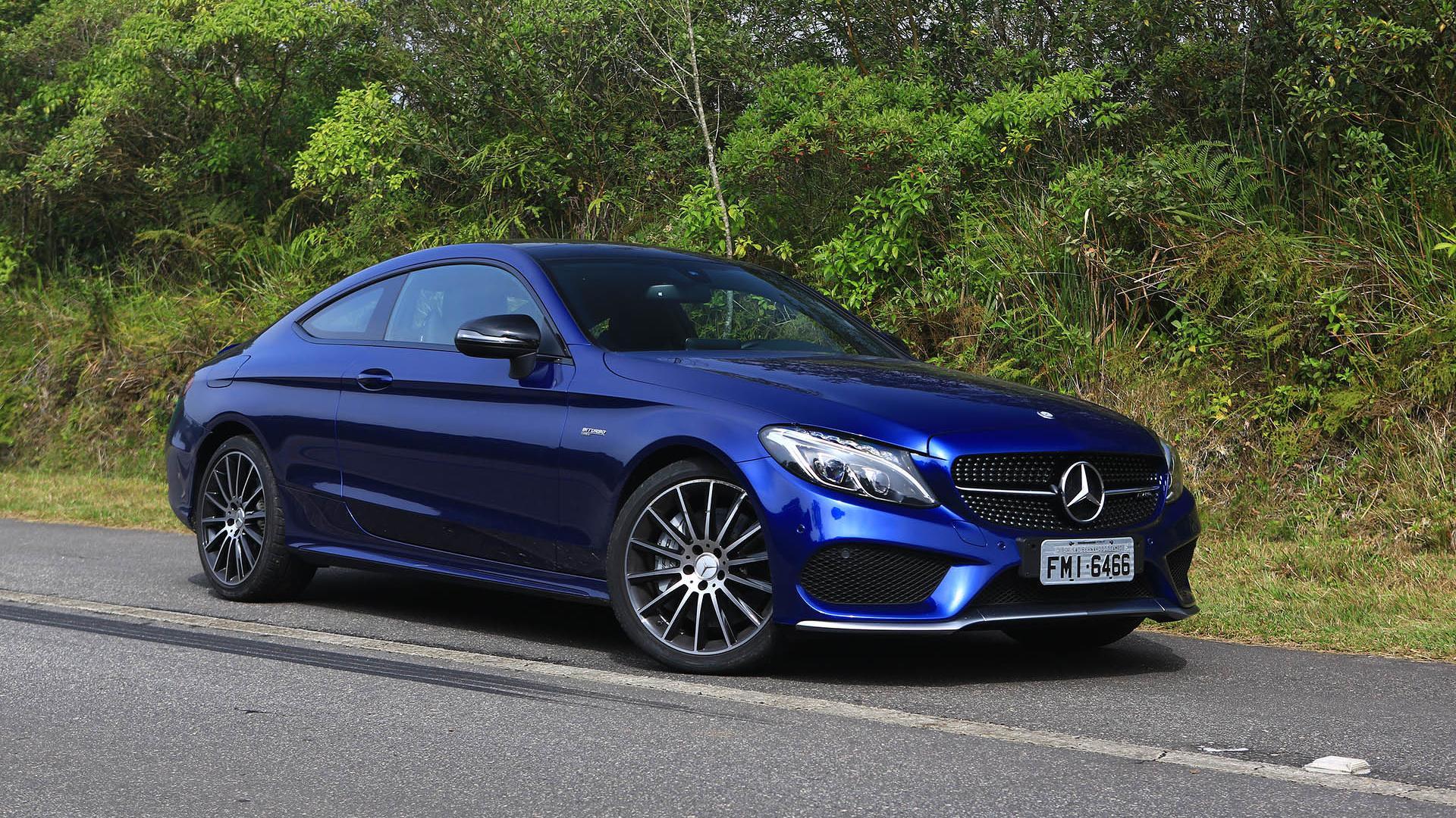 Video Teste Mercedes Benz C43 Amg Quem Precisa De V8