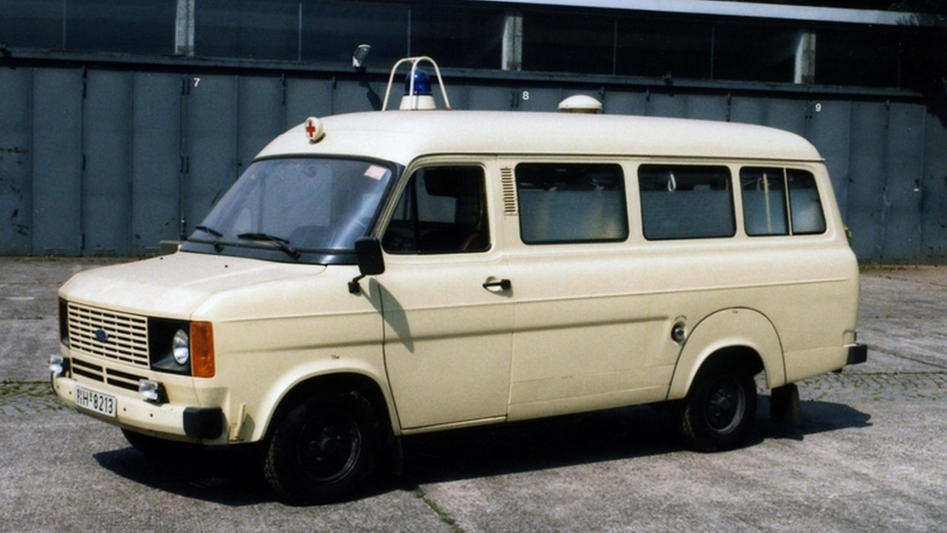 Classic Ads 1968 Ford Transit 1960 To Crew Cab