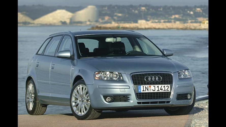 Audi A3 Sportback: Die Preise beginnen bei 19.700 Euro