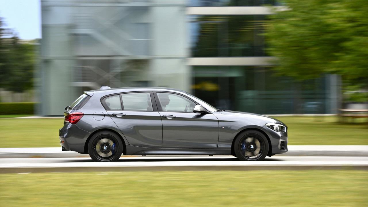 2018 BMW 1 Serisi makyaj