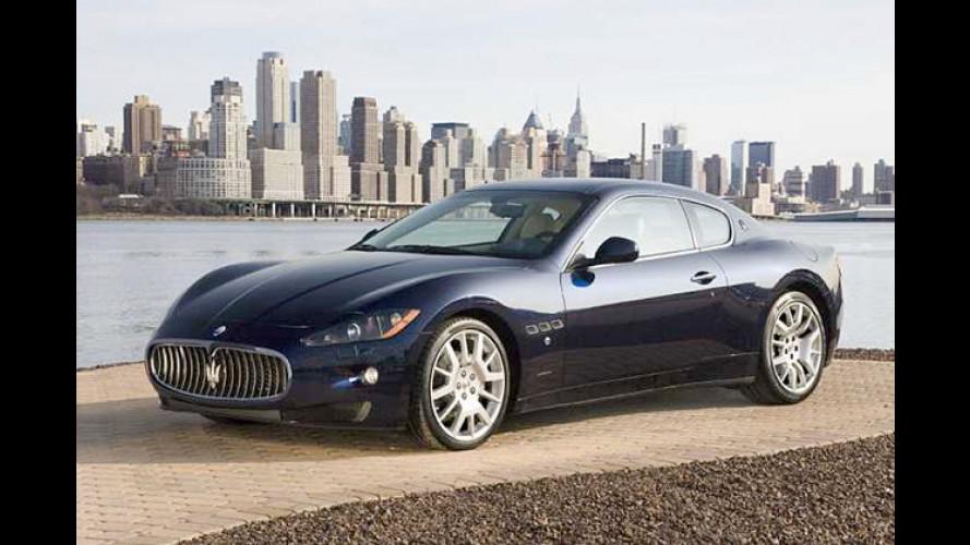 Maserati gibt Preis für den viersitzigen GranTurismo bekannt
