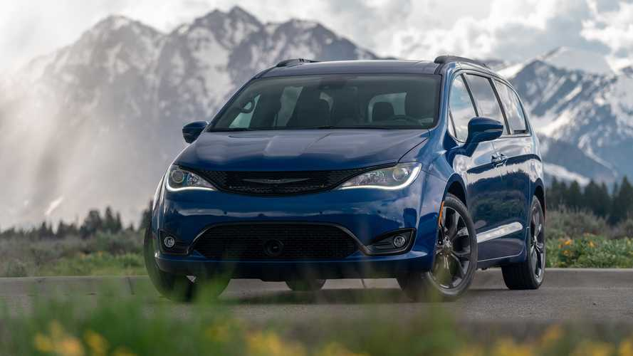 2021 Chrysler Pacifica To Boast All-Wheel Drive, Updated Design?