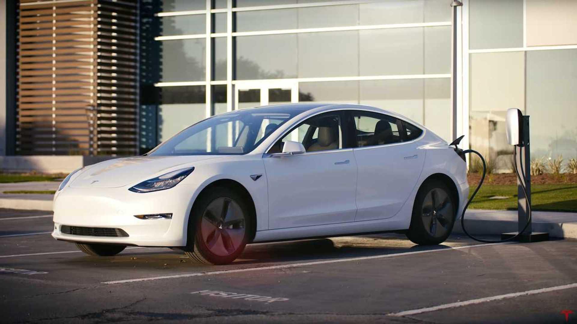 In December, Tesla Delivered 12,000 Model 3 In The Netherlands