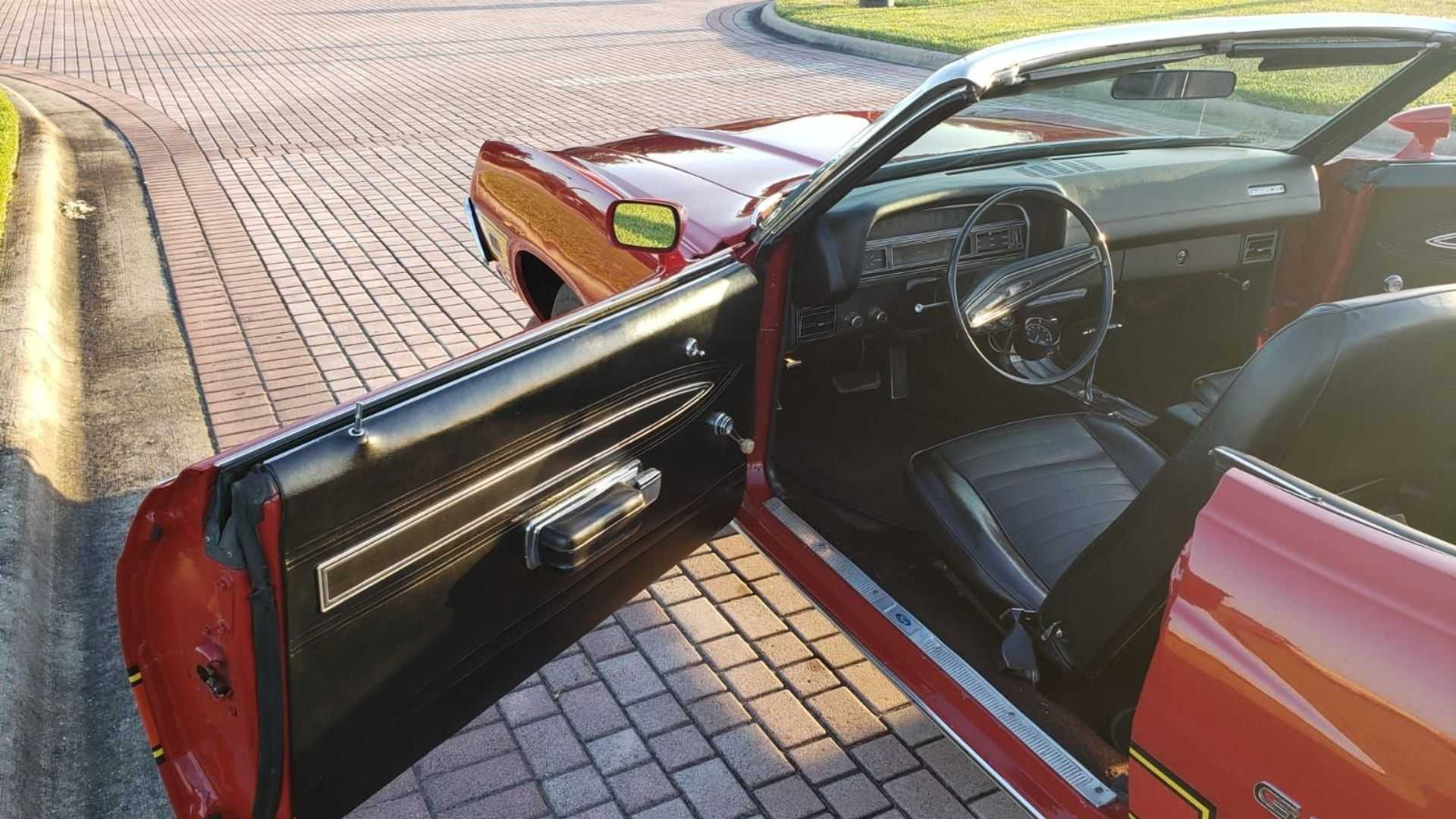 1970 Ford Torino Convertible To Cross Auction Block
