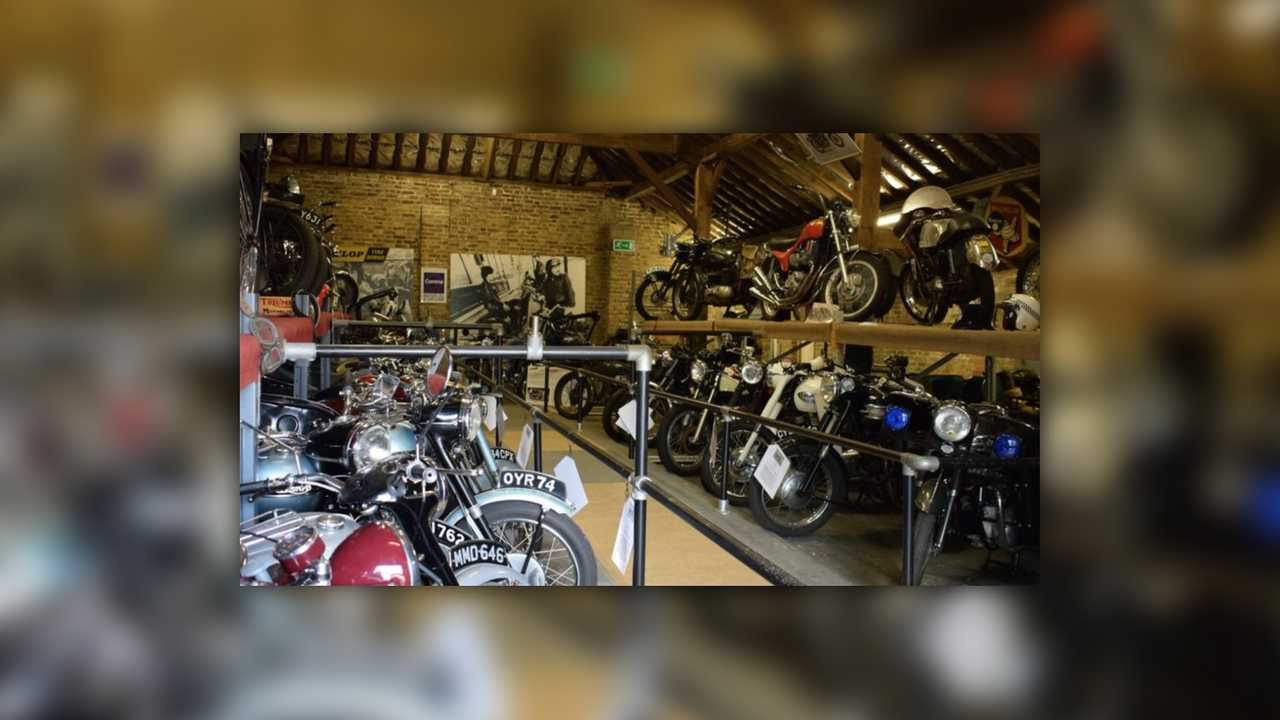 Motorcycle Museum Feature
