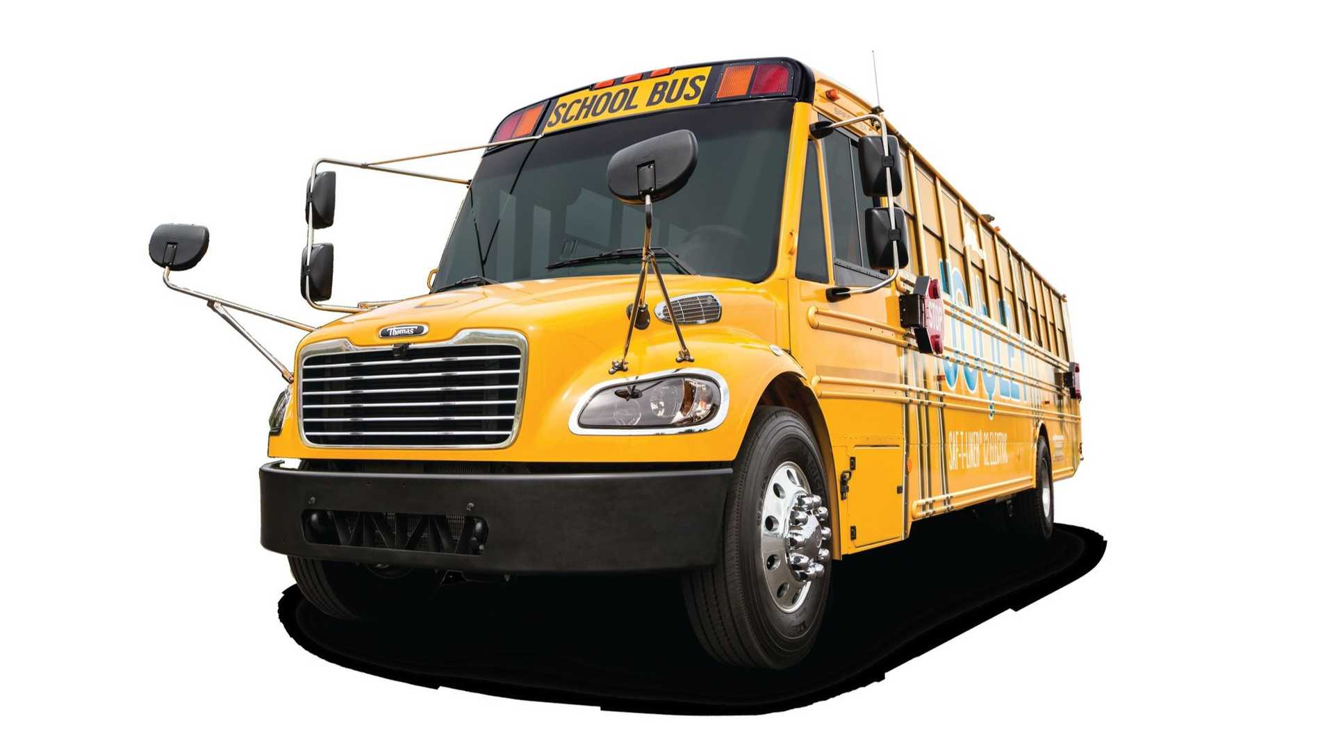 Thomas Built Buses >> Thomas Built Buses Proterra To Deliver First 6 Ev School Buses