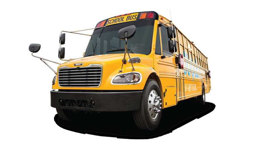 Thomas Built Buses/Proterra To Deliver First 6 EV School Buses