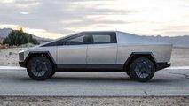 Tesla Cybertruck в новых форм-факторах