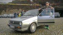 VW Golf II im Fahrbericht