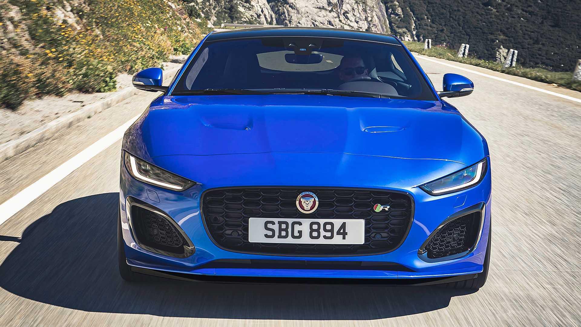 Jaguar F-Type (2020): Facelift schärft den Sportwagen