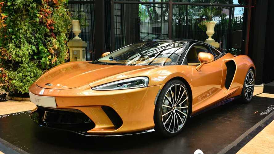 McLaren GT - Brasil
