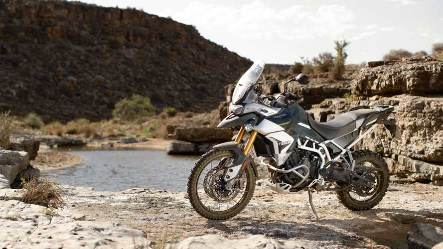 Triumph Unveils All-New 2020 Tiger 900 Adventure Lineup