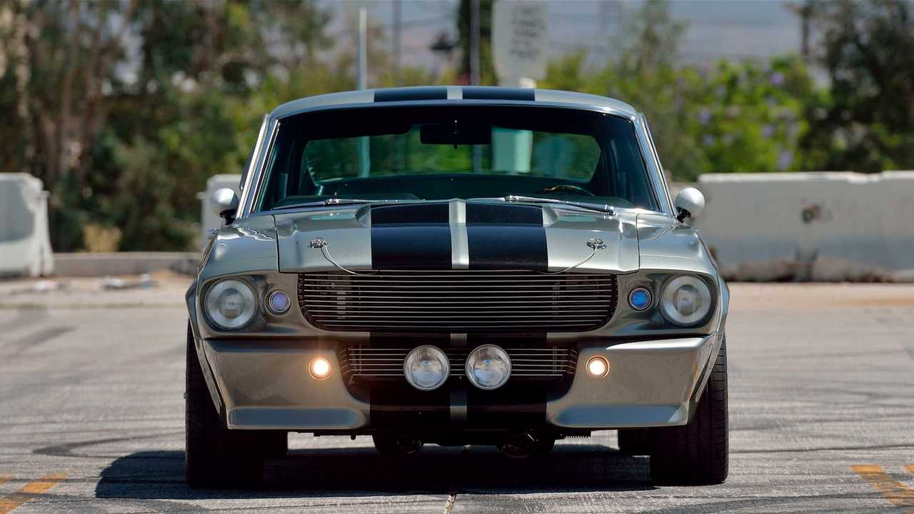 1967 Ford Mustang Hero Car From 'Gone In 60 Seconds' Up For Grabs