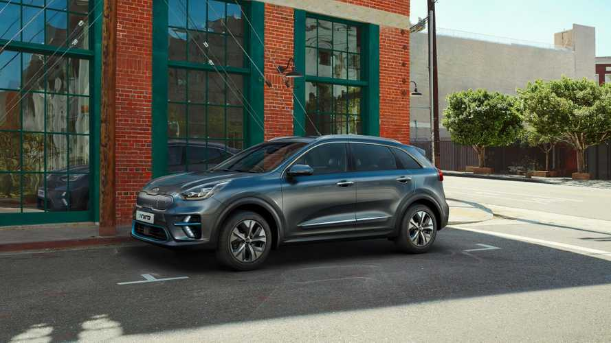 Kia Niro EV (e-Niro) in UK