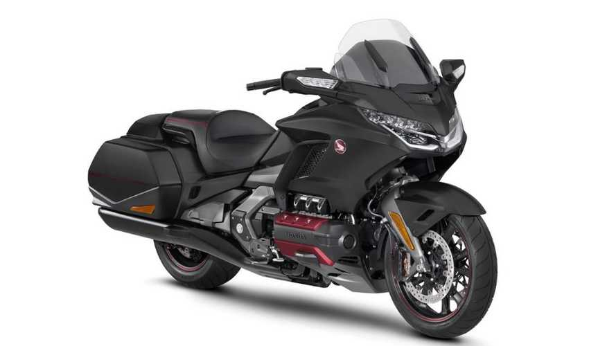 Honda Updates Gold Wing With Improved DCT For 2020