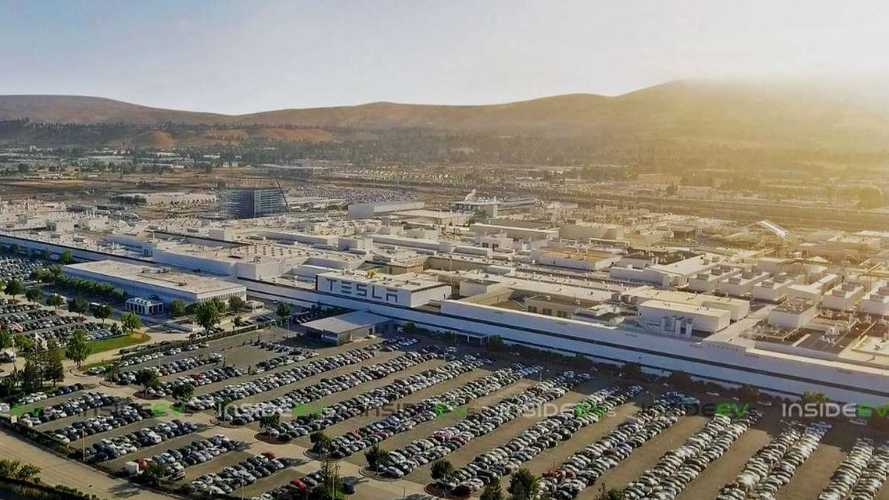 Tesla Paring Back Fremont Factory Workforce By 75%