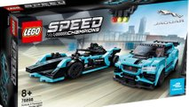 Lego Speed Champions Jaguar I-Pace & Formula E Race Car