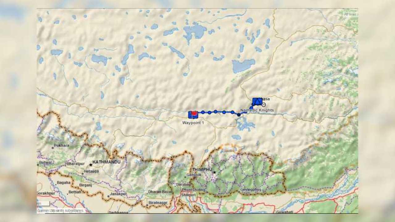 Girls On Top Kathmandu To Everest Base Camp Ride 2020